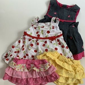 Gymboree Girls Infant Clothing Lot